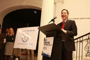 Dr. Tom Frieden, Director of U.S. Centers of Disease Control and Prevention