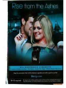 Advertisement in US Magazine