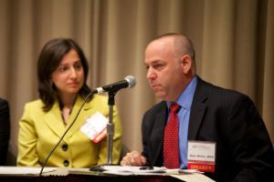 Susan Kansagra and Sam Miller
