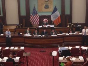 "New York City Council votes on ""Tobacco 21"" and ""STE"""